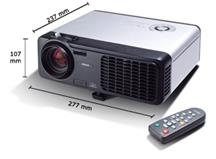 Acer PD525PW DLP-Projector