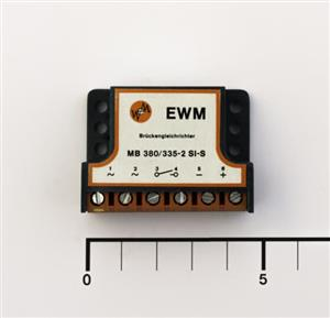 EWM MB 380/335-2 SI-S Brake rectifier Turkey